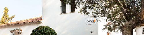 """Poznajemy słowo """"corona"""" ze szkołą DEBLA z Malagi"""